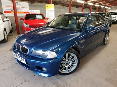 BMW M3 3.2 SMG COUPE (11 STAMPS, NEW CLUTCH, HIGH SPEC)