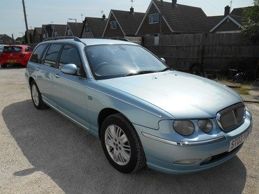 Rover 75 Tourer 2.0 CDTi Club SE 5dr P/X TO CLEAR , GOOD CONDITION
