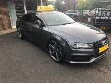 Audi A7 3.0 TDI QUATTRO BLACK ED TIP 313PS