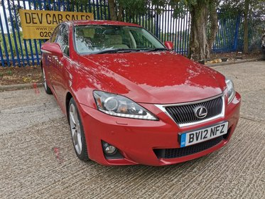Lexus IS 250 2.5 Advance 4dr