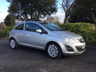 Vauxhall Corsa ENERGY 1.2i 16v VVT