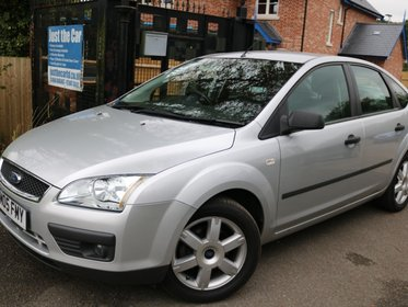 Ford Focus 1.6 TI-VCT SPORT