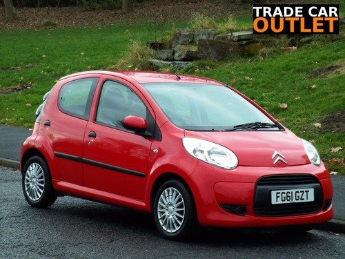 Citroen C1 1.0I VTR 68HP+ NEW MOT