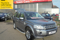 Land Rover Freelander 2 SD4 GS AUTOMATIC