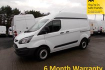 Ford Transit Connect 2.2 TDCi 100 270 SWB H/Roof (2015)