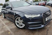 Audi A6 AVANT TDI ULTRA S LINE