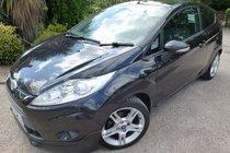 Ford Fiesta SPORT TDCI DPF