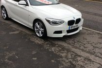 BMW 1 SERIES 118d M SPORT BUY NO DEP & £53 A WEEK T&C APPLY