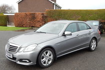 Mercedes E Class E350 CDI BLUEEFFICIENCY AVANTGARDE