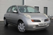 Nissan Micra SE ************2 KEY/12 SERVICE STAMPS/TOP SPEC
