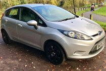 Ford Fiesta 1.25 STYLE 82BHP, FINANCE AVAILABLE