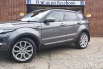 Land Rover Range Rover Evoque ED4 PURE UPGRADED ALLOYS.PANORAMIC ROOF.HEATED LEATHER SEATS