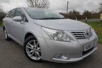 Toyota Avensis D-4D TR