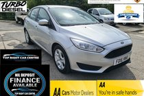 Ford Focus 1.5 TDCi Style (s/s) 5dr