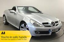 Mercedes SLK SLK 200 KOMPRESSOR - HARD TOP CONVERTIBLE. FANASTIC CAR!!Heated front seats Airscarf - neck level heating