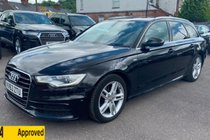 Audi A6 Avant 2.0 TDI S line 5dr