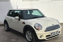 MINI Cooper D Hatch 1.6 3dr 1 FORMER KEPPER , FULL HISTORY