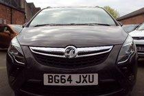 Vauxhall Zafira Tourer 1.4T EXCLUSIV 140 6SP