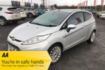 Ford Fiesta TITANIUM TDCI £20 TAX.TOP SPEC EXTREMELY ECONOMICAL IDEAL FIRST CAR OR FAMILY RUN ABOUT LOW INSURANCE - Now £200 off
