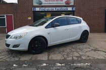 Vauxhall Astra ACTIVE LIMITED EDITION CDTI - BUY NO DEPOSIT FROM £25 A WEEK T&C APPLY