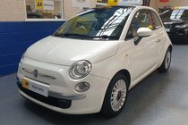 Fiat 500 LOUNGE  *APPLY FOR INSTANT FINANCE ON OUR WEBSITE*