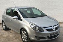 Vauxhall Corsa 1.2 i 16v SXi 5dr 1 FORMER KEEPER , LONG MOT