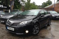 Toyota Avensis D-4D ICON FROM £96.60 PER MONTH
