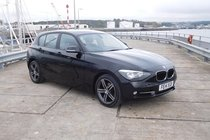 BMW 1 SERIES 116d SPORT #FINANCEAVAILABLE