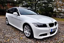 BMW 3 SERIES 318d M SPORT TOURING #Driveawaytoday #FinanceAvailable
