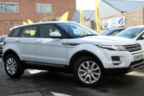 Land Rover Range Rover Evoque eD4 150hp Pure 6Sp 2WD