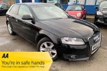 Audi A3 TDI BLACK EDITION