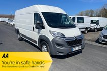 Citroen Relay 35 HEAVY L4H2 ENTERPRISE BLUEHDI