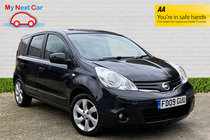 Nissan Note TEKNA GREAT SPEC LOW MILEAGE