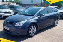 Toyota Avensis 1.8 V-Matic TR M-Drive S 5dr