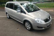 Vauxhall Zafira DESIGN CDTI 8V