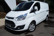 Ford Transit 270 LIMITED LR P/V