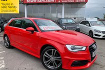 Audi A3 TDI S LINE NAV AUTOMATIC  PRISTINE CONDITION FULL SERVICE HISTORY COST NEW £29695