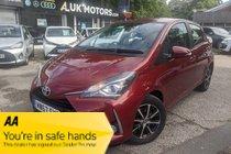 Toyota Yaris VVT-I ICON TECH AUTOMATIC 1 OWNER