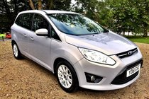 Ford C-Max GRAND TITANIUM TDCI #FinanceAvailable #7Seater