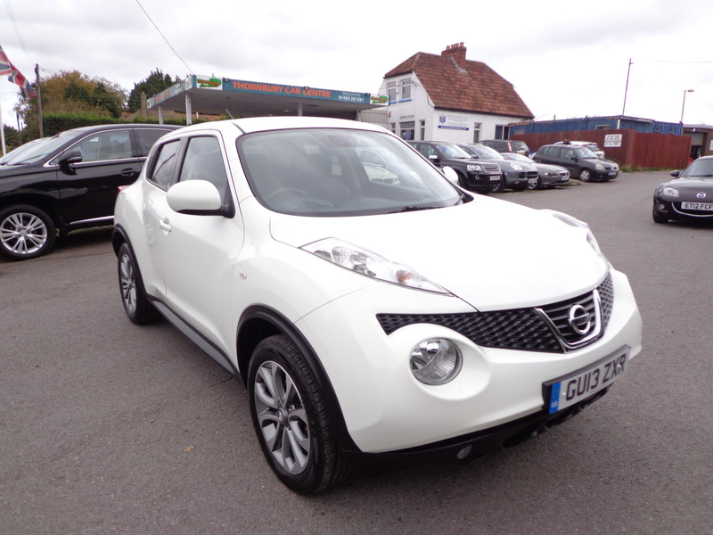 nissan juke 1 5 dci tekna thornbury car centre. Black Bedroom Furniture Sets. Home Design Ideas