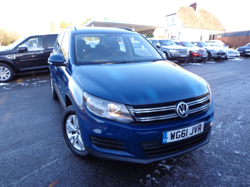 volkswagen tiguan s tdi 2 0 140 ps thornbury car centre. Black Bedroom Furniture Sets. Home Design Ideas