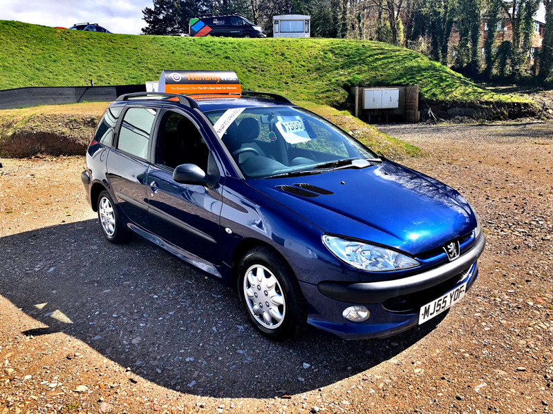 peugeot 206 1.4 hdi s air conditioning #financeavailable