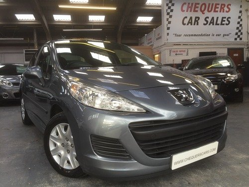 Peugeot 207 1.4 VTI 95 S A/C  GREAT VALUE 11 PLATE ONLY 32000 MILES