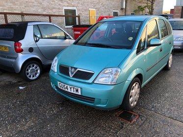Vauxhall Meriva Enjoy 1.6i 16v