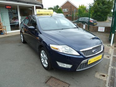 Ford Mondeo 1.8TDCI TITANIUM X 6 SPEED 125PS
