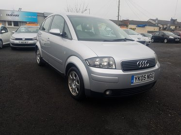 Audi A2 1.4 TDI 75PS Special Edition