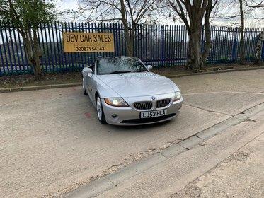 BMW Z4 3.0 i Roadster 2dr