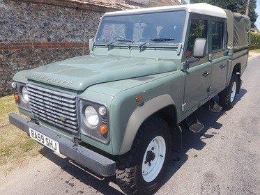 Land Rover Defender 130 Hi Cap