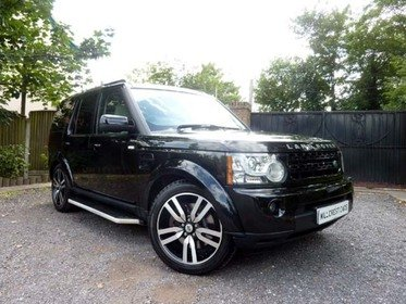 Land Rover Discovery 3.0 SDV6 LANDMARK LE 7 SEAT 4WD AUTO