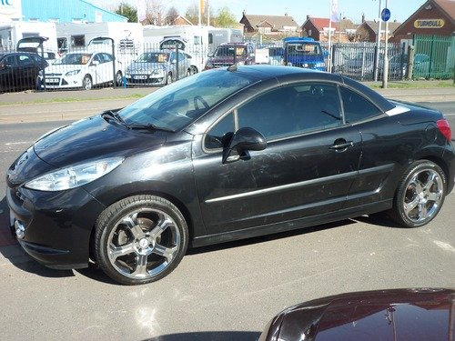 Peugeot 207 Sport Coupe Cabriolet HDI